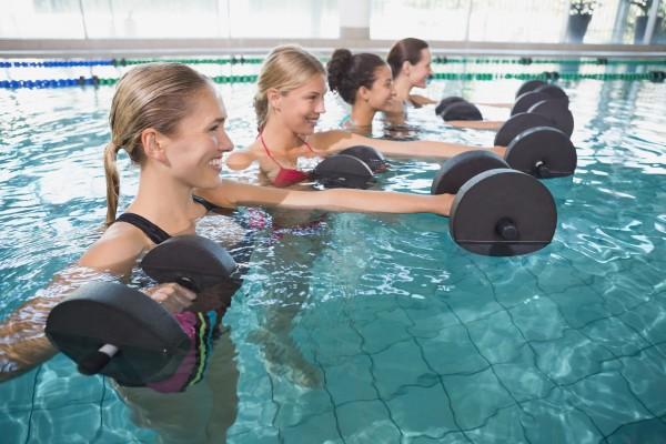 """""""Aqua Fitness"""" RüBi"""